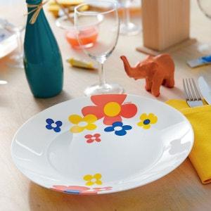 Service de vaisselle à fleurs Arcopal Celestine 18 pièces LUMINARC