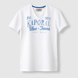 Koszulka z dekoltem w kształcie litery V KAPORAL 5