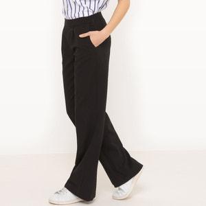 Wide Leg Trousers, Inside Leg 30.5
