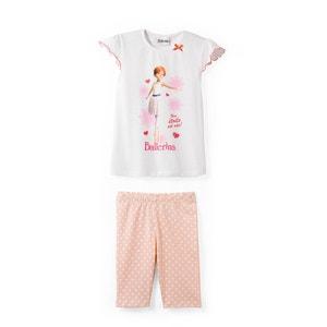 Pyjama corsaire 2-10 ans BALLERINA