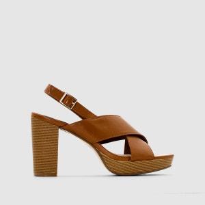 Sandales plateforme CASTALUNA