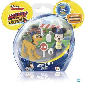 Mickey Mouse - Pack de 2 Figurines Mickey & Pluto - IMC182332 IMC TOYS