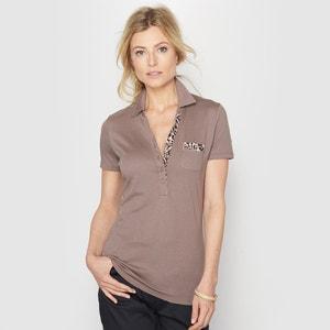 T-shirt, algodão & modal ANNE WEYBURN