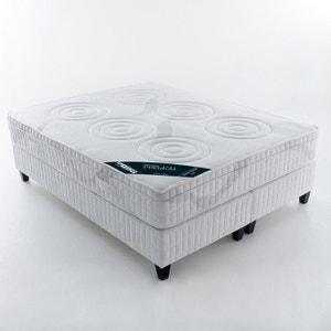 Matras latex, stevig luxe comfort 5 zones, met ingewerkte topdekmatras REVERIE