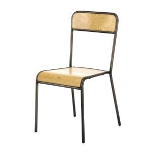 Chaise m tal couleur la redoute - Chaise metal couleur ...