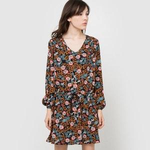 Robe imprimé floral R édition