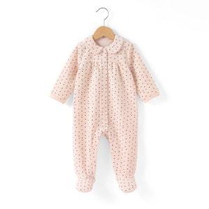 Pyjama naissance velours 0 mois-3 ans R mini