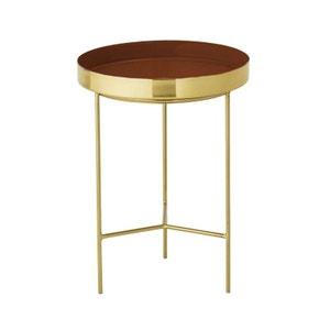 Table gigognes la redoute for Beistelltisch 30 cm durchmesser