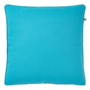 Housse de coussin turquoise la redoute - Housse de coussin 70x70 ...