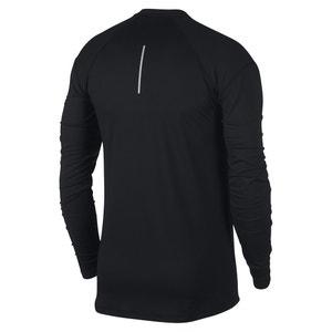 Plain Long-Sleeved Crew Neck T-Shirt NIKE
