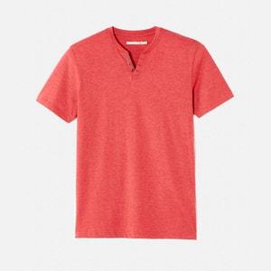 T-shirt com gola tunisina SEBET CELIO