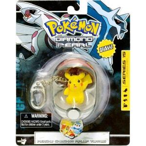 Pokemon Diamond and Pearl porte-clés PVC Pikachu POKEMON