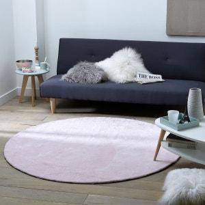 tapis rose la redoute. Black Bedroom Furniture Sets. Home Design Ideas