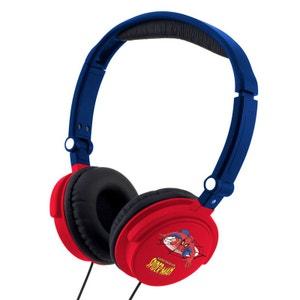 Casque audio stéréo Spiderman LEXIBOOK