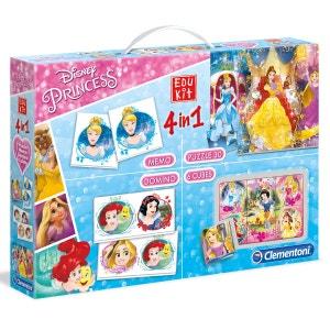Edukit 4 en 1 : Princesses Disney DISNEY