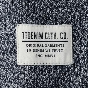 Pull di cotone in maglia moulinée TOM TAILOR