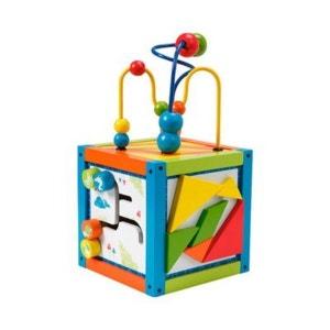 ROBA Le cube d?activités avec parcours à billes centre d'activités ROBA