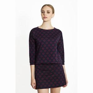 Floral Print Sweatshirt MIGLE+ME