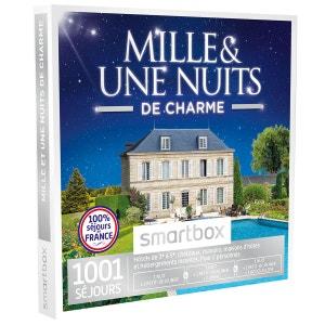 Mille et une nuits de charme - Coffret Cadeau SMARTBOX