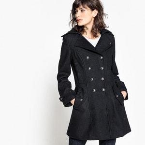 Mantel, lange Form für die Übergangszeit SCHOOL RAG