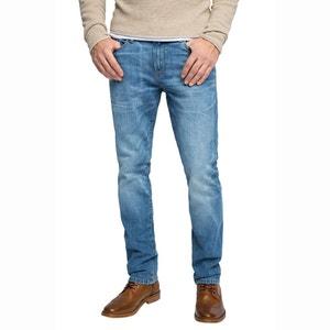 Jeans corte Straight (direito, justo) ESPRIT