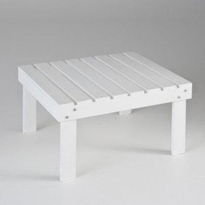 Zeda Adirondack Style Foot Rest or Garden Table La Redoute Interieurs