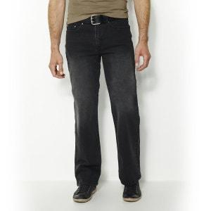 Wygodne dżinsy stretchowe, gumka w pasie, długość 2 CASTALUNA FOR MEN