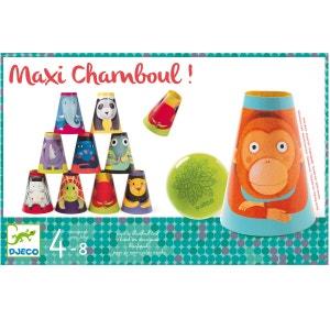 Chamboule-boum géant Animaux DJECO