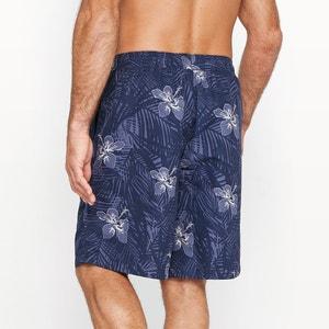 Palm Tree Printed Swimshorts CASTALUNA FOR MEN