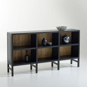 Hiba Low Bookcase La Redoute Interieurs