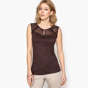 T-shirt fantaisie, sans manches ANNE WEYBURN