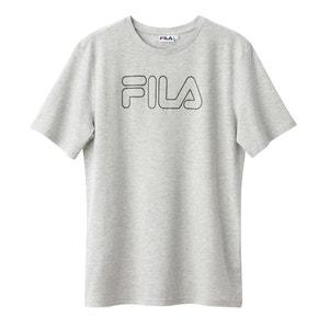 Camiseta con cuello redondo, manga corta FILA