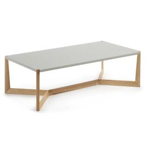 Table basse Quatro, frene et gris KAVEHOME