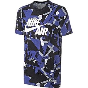 T-Shirt, bedruckt, Rundhalsausschnitt NIKE