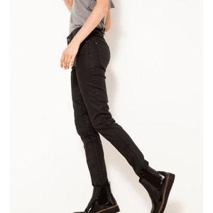 Pantalon slim enduit CAMAIEU