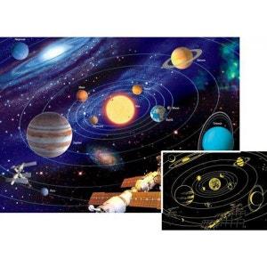Puzzle 500 pièces phosphorescent - Star Line : Le système solaire RAVENSBURGER
