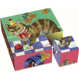 Puzzle 9 cubes Nathalie Lete VILAC