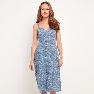A-Linien-Kleid, Blumenmuster JOE BROWNS