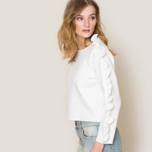 Sweatshirt, Volants SISTER JANE