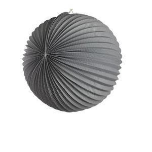 Lampion rond 36 cm Gris SKYLANTERN
