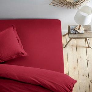 drap housse la redoute. Black Bedroom Furniture Sets. Home Design Ideas