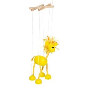 Marionnette à fils : Lion GOKI