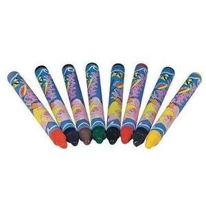 Crayons pour tissu 8  pièces TOYS PURE