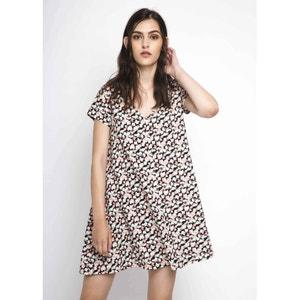 Short-Sleeved Mini Dress COMPANIA FANTASTICA