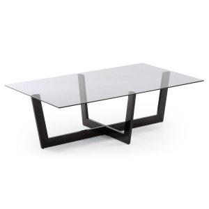 table basse en verre | la redoute
