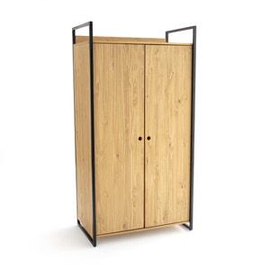 Módulo armario de 2 puertas con colgador HIBA