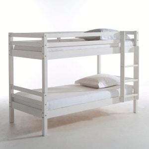 Camas-beliche, camas individuais, pinho maciço, Maysar La Redoute Interieurs