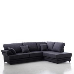 Canapé d'angle, fixe confort excellence, chiné, Newcastle La Redoute Interieurs