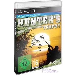 Hunter Trophy pour PS3 BIG BEN