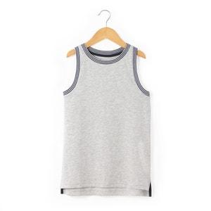 Plain Vest Top, 10-16 Years La Redoute Collections